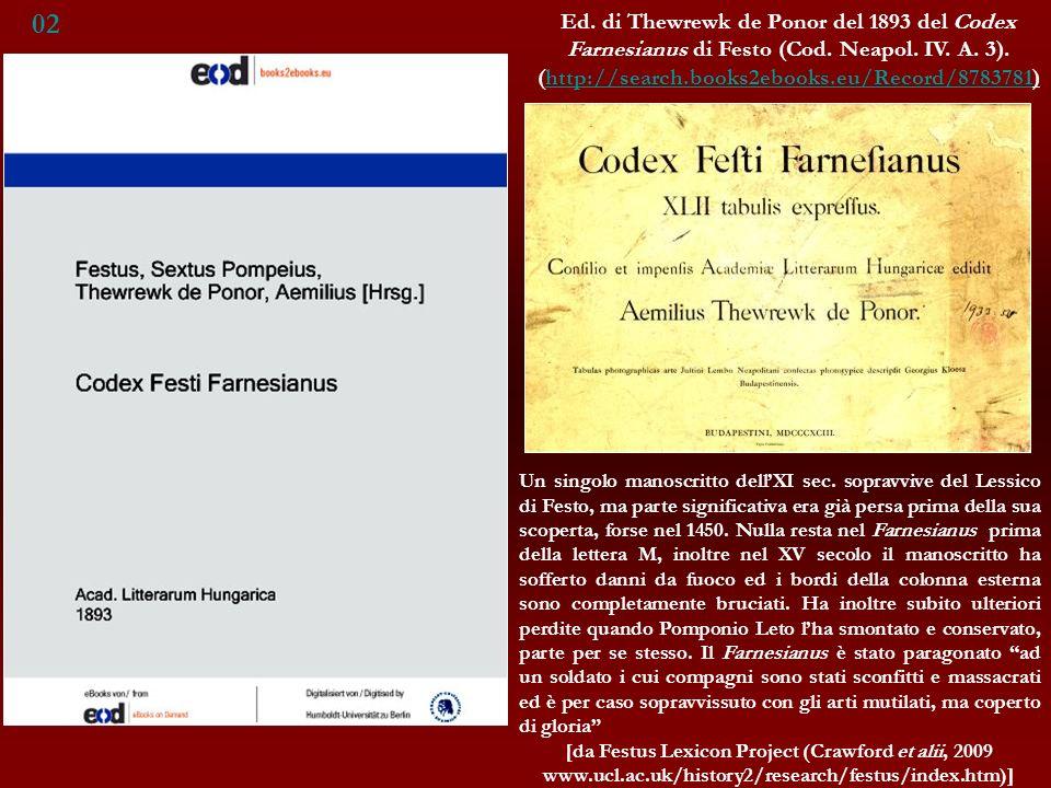 [da Festus Lexicon Project (Crawford et alii, 2009